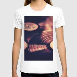 music libary T-shirt