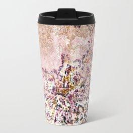 PATCHWORK PATTERN ART SITAMARHI Travel Mug