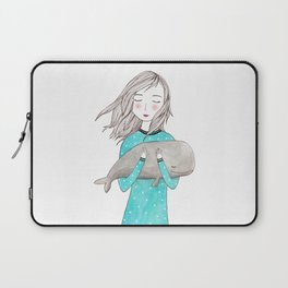 Just want to hold you Laptop Sleeve
