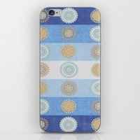 swedish iPhone & iPod Skins featuring Swedish Flowers by David Andrew Sussman