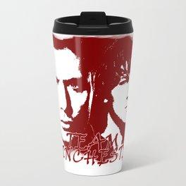 Team Winchester Travel Mug
