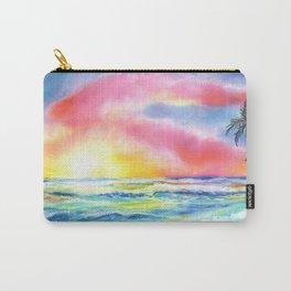 Magical Kauai Sunset Carry-All Pouch