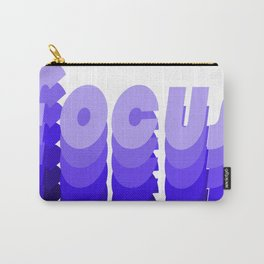 Focus Carry-All Pouch