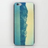 alaska iPhone & iPod Skins featuring Alaska by Taylor Palmer