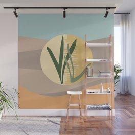 Environmentally Conscious Wall Mural