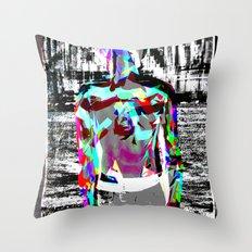 Urban Boy 2  Throw Pillow