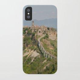 Verso la città che muore iPhone Case