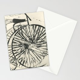 Penny-farthing Stationery Cards