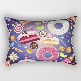 Pandora cookie box Rectangular Pillow