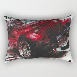 re:jeep Rectangular Pillow