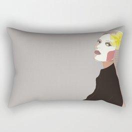 Same Old Scene Rectangular Pillow