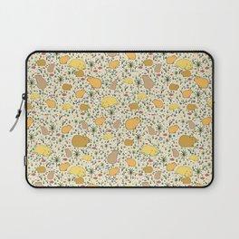 Capybara Pattern Laptop Sleeve