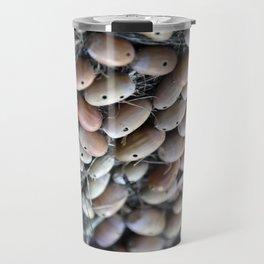 Acorns with Holes No.3 Travel Mug
