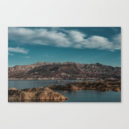 Lake Meads Canvas Print