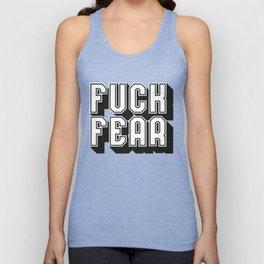 Fuck Fear Unisex Tank Top