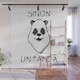 Sinon, un panda (5) Wall Mural