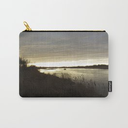 Along the North Platte River, Nebraska Carry-All Pouch
