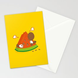 DON'T BE ANGRY Stationery Cards