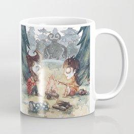 Beginning of winter Coffee Mug