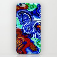 hawaii iPhone & iPod Skins featuring Hawaii by KASZANDRA