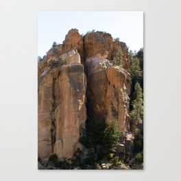 El Malpais National Park 2 Canvas Print