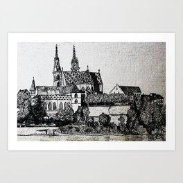 The Munster Art Print