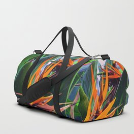 Tropical Flowers Duffle Bag
