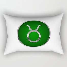 Zodiac Taurus Rectangular Pillow