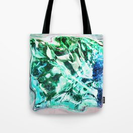 429 - Abstract glass design Tote Bag