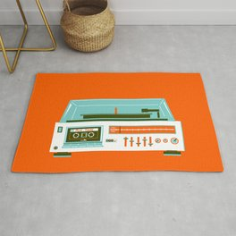 Mix Tape - I love the 80s Rug