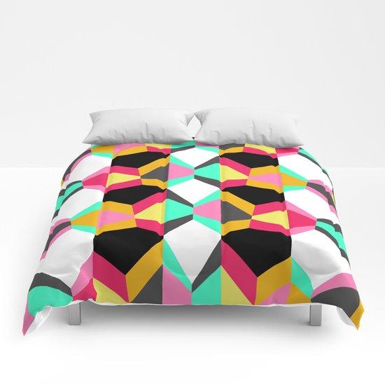 Geometric#18 Comforters