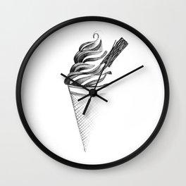 Mr. Whippy 99 Flake Ice-Cream Cone Wall Clock