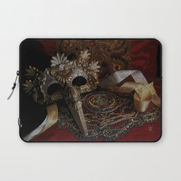 After The Ball Laptop Sleeve