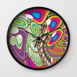 Source Study Wall Clock