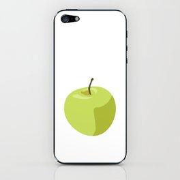 Green Apple iPhone Skin