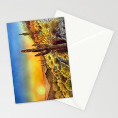 Arizona's Sunset Stationery Cards