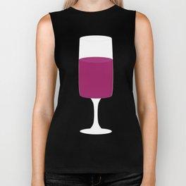 Showtasting - Wine Glass - Big Carl Biker Tank