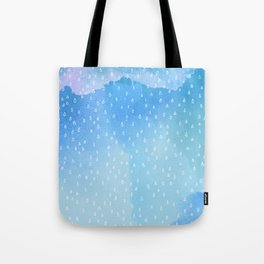 Shower Power Tote Bag