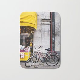 Bikes and shop Bath Mat