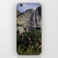 yosemite iPhone & iPod Skins featuring Yosemite! by Captivating Creations Art & Photography