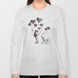 Spreading Love Long Sleeve T-shirt