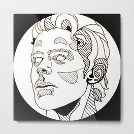 Adonis (Tyler Seguin) Metal Print