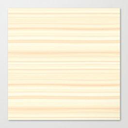 Basswood Texture Canvas Print