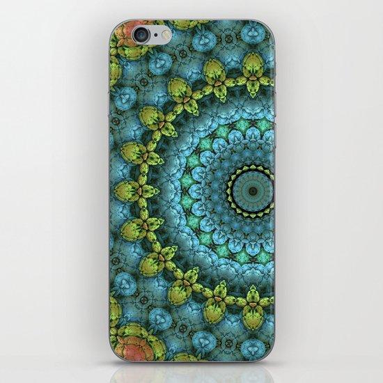 Sunday Mandala iPhone & iPod Skin