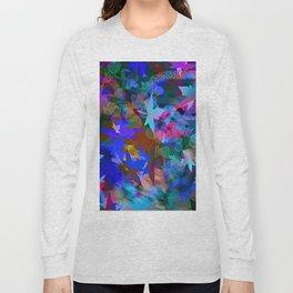 Autumn Leaves - Moonlight Long Sleeve T-shirt