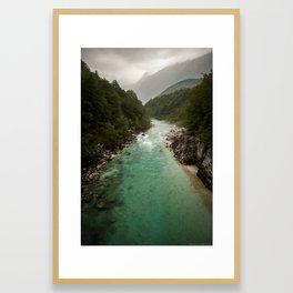 Wild Slovenia Framed Art Print