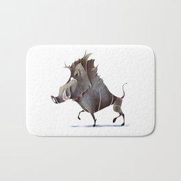 warthog Bath Mat