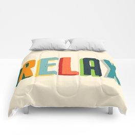 Relax Comforters