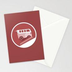Mini Van Stationery Cards