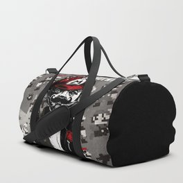 Super Mario Father Duffle Bag